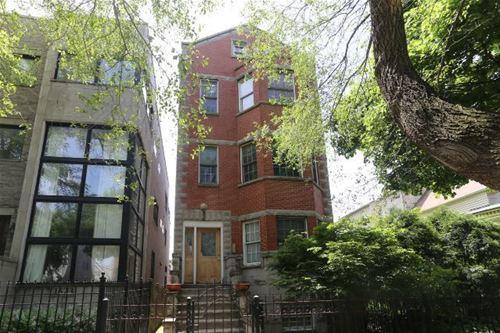 1527 W School Unit 2, Chicago, IL 60657 West Lakeview