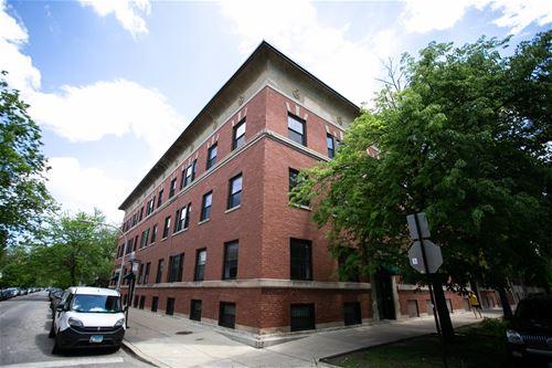 2237 N Kedzie Unit 2, Chicago, IL 60647 Logan Square