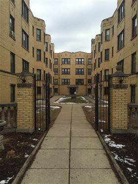 3815 N Greenview Unit 2W, Chicago, IL 60613 Lakeview