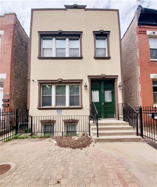 1348 N Bell Unit 1, Chicago, IL 60622 Wicker Park