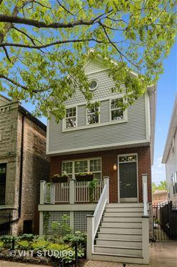 1827 N Wilmot, Chicago, IL 60647 Bucktown