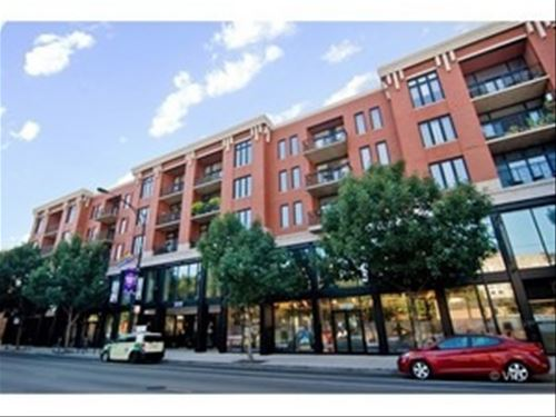 3232 N Halsted Unit D404, Chicago, IL 60657 Lakeview