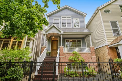1242 W Barry, Chicago, IL 60657 Lakeview