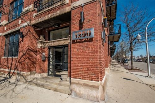 1250 W Van Buren Unit 114, Chicago, IL 60607 West Loop