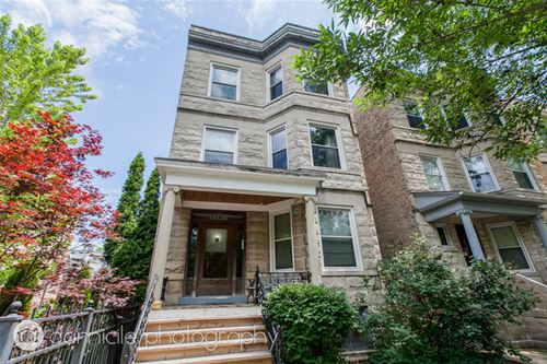 3727 N Lakewood Unit 2, Chicago, IL 60613 Lakeview