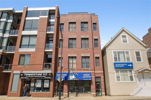 2632 N Halsted Unit 4, Chicago, IL 60614 Lincoln Park