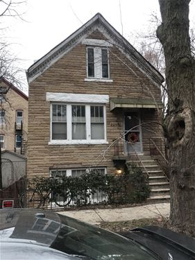 2215 W Belden, Chicago, IL 60647 Bucktown
