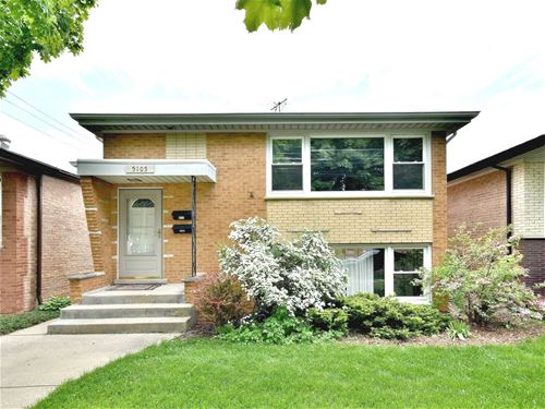 5105 S Narragansett, Chicago, IL 60638 Garfield Ridge