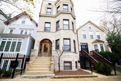 3017 N Seminary Unit 3, Chicago, IL 60657 Lakeview