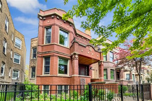 1244 W Eddy, Chicago, IL 60657 West Lakeview
