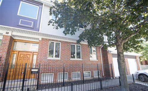 1807 W Ellen, Chicago, IL 60622 Wicker Park