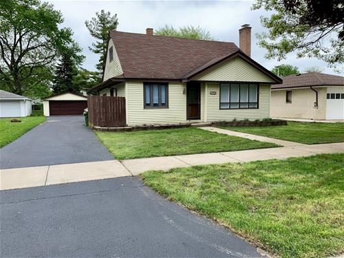 9541 Moody, Oak Lawn, IL 60453