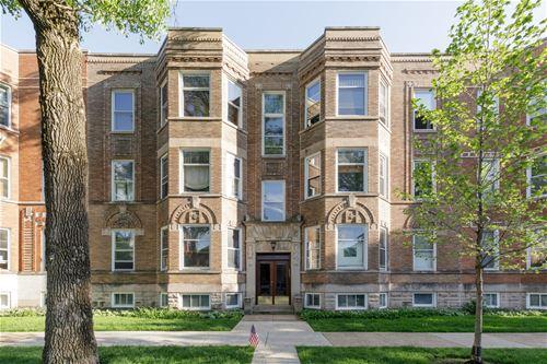 2137 W Cortez Unit 3, Chicago, IL 60622 Ukrainian Village