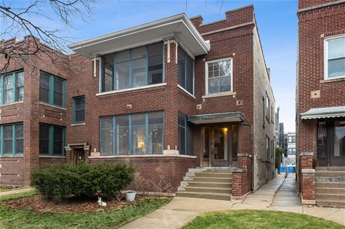 2742 W Giddings, Chicago, IL 60625 Ravenswood