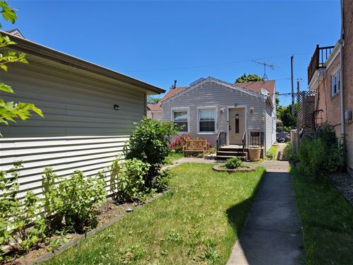 3319 N Odell, Chicago, IL 60634 Belmont Heights