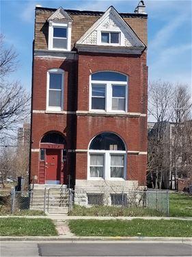 5117 S Wabash, Chicago, IL 60615 Washington Park