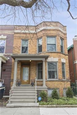 3722 N Paulina, Chicago, IL 60613 West Lakeview