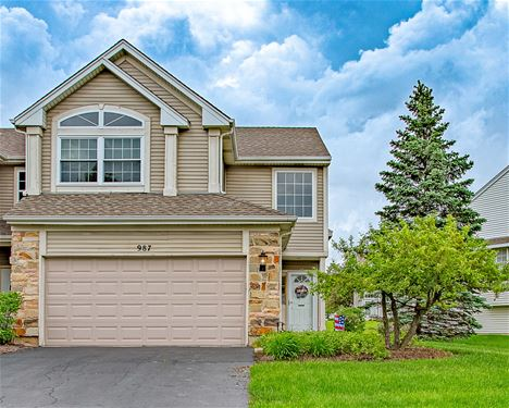 987 Viewpoint Unit 987, Lake In The Hills, IL 60156