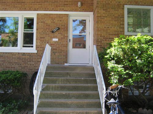 2855 W Arthur, Chicago, IL 60645 West Ridge