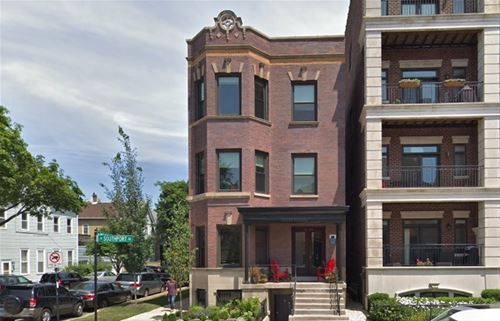 3025 N Southport Unit GARDEN, Chicago, IL 60657 Lakeview