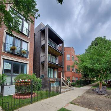 4014 N Mozart Unit 3, Chicago, IL 60618 Irving Park