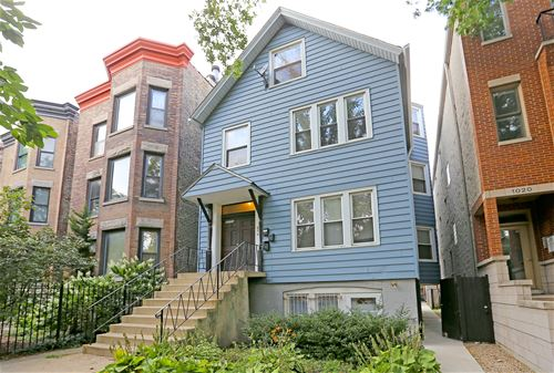 1022 W George Unit 1, Chicago, IL 60657 Lakeview
