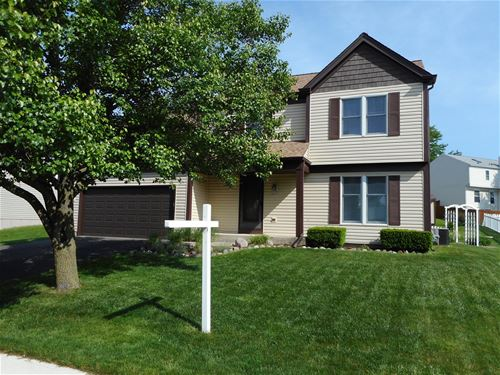 846 Burning, Carol Stream, IL 60188