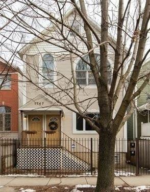 1747 N Campbell Unit 1, Chicago, IL 60647 Logan Square
