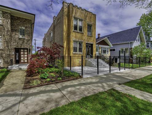 5644 W Dakin, Chicago, IL 60634 Portage Park
