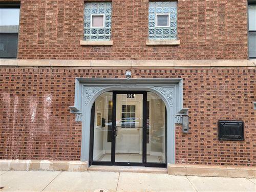826 W Cuyler Unit 411, Chicago, IL 60613 Uptown