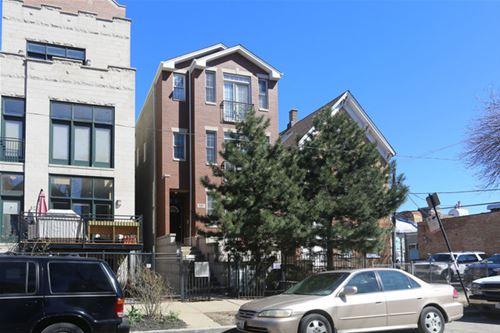 819 N Wood Unit 3, Chicago, IL 60622 East Village