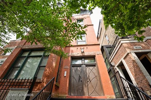 1432 N Mohawk Unit G, Chicago, IL 60610 Old Town