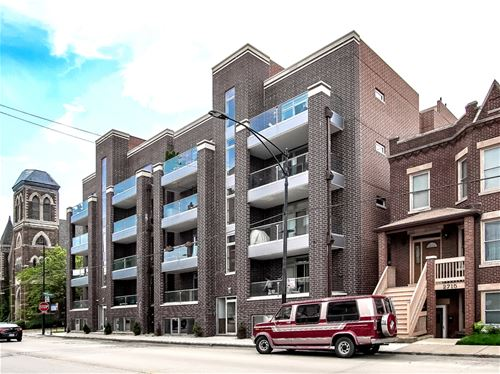 2707 W Belmont Unit 4E, Chicago, IL 60618 Avondale