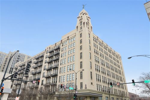 758 N Larrabee Unit 513, Chicago, IL 60654 River North