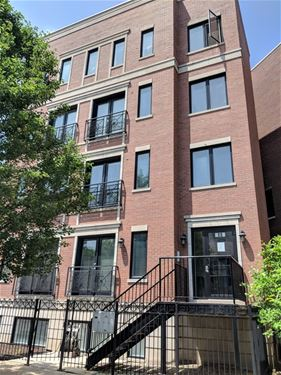 1804 W Ellen Unit 4, Chicago, IL 60622 Wicker Park
