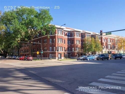 6757 N Sheridan Unit 2S, Chicago, IL 60626 Rogers Park