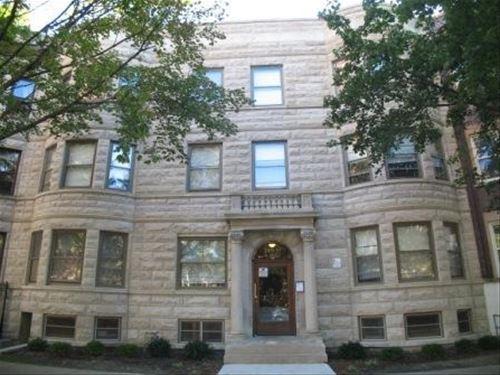 851 W Grace Unit GARDEN, Chicago, IL 60613 Lakeview