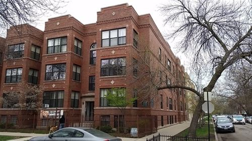 4705 N Albany Unit 3, Chicago, IL 60625 Albany Park