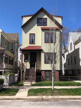 1120 W Barry Unit GARDEN, Chicago, IL 60657 Lakeview