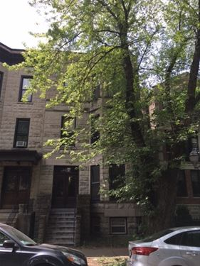 3218 N Seminary Unit GARDEN, Chicago, IL 60657 Lakeview