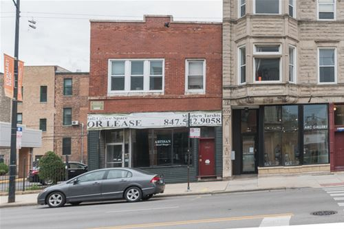 1461 W Chicago Unit 2, Chicago, IL 60642 Noble Square