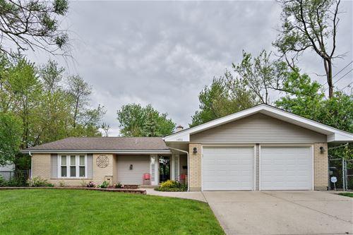 1490 Kingsdale, Hoffman Estates, IL 60169