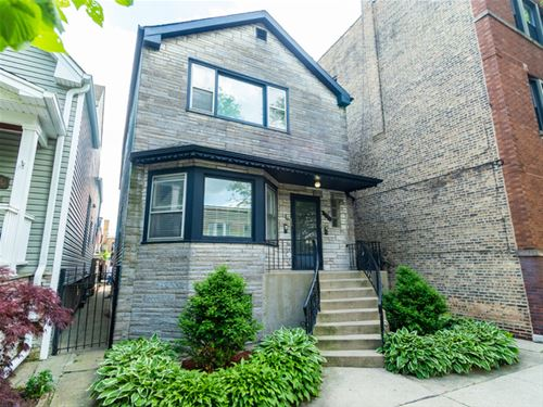 2053 W Cuyler, Chicago, IL 60618 Northcenter