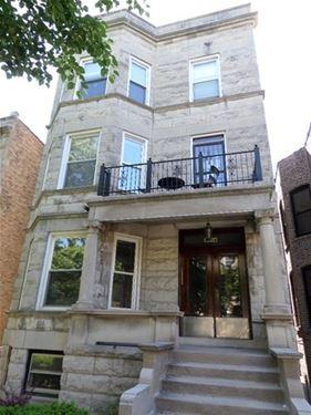 3716 N Magnolia Unit 2, Chicago, IL 60613 Lakeview