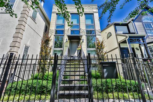 1706 W Wabansia, Chicago, IL 60622 Bucktown