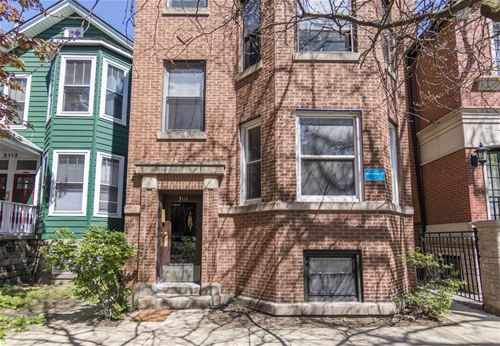 3111 N Racine Unit 1F, Chicago, IL 60657 Lakeview
