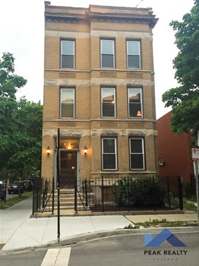 644 W Schubert Unit 3, Chicago, IL 60614 Lincoln Park