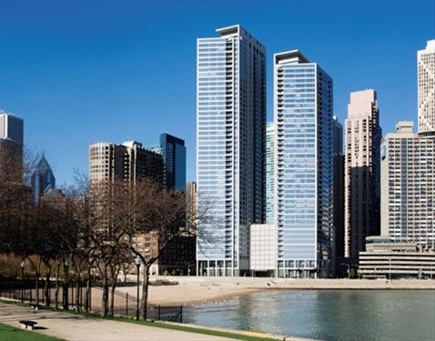600 N Lake Shore Unit 3502, Chicago, IL 60611 Streeterville