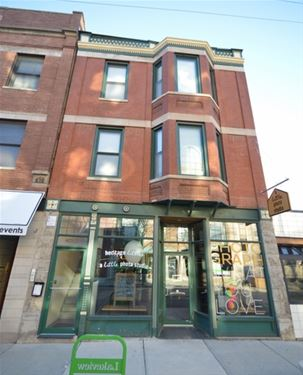 2868 N Lincoln Unit 2, Chicago, IL 60657 Lakeview