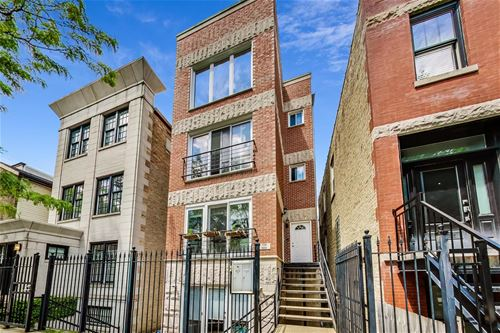 1734 W Pierce Unit 2, Chicago, IL 60622 Wicker Park